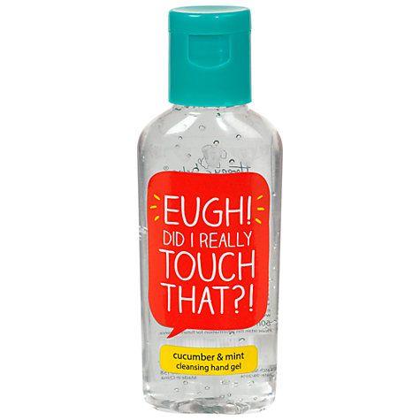 Cleansmart Hand Sanitizer Spray Helps Eliminate Germs On Little