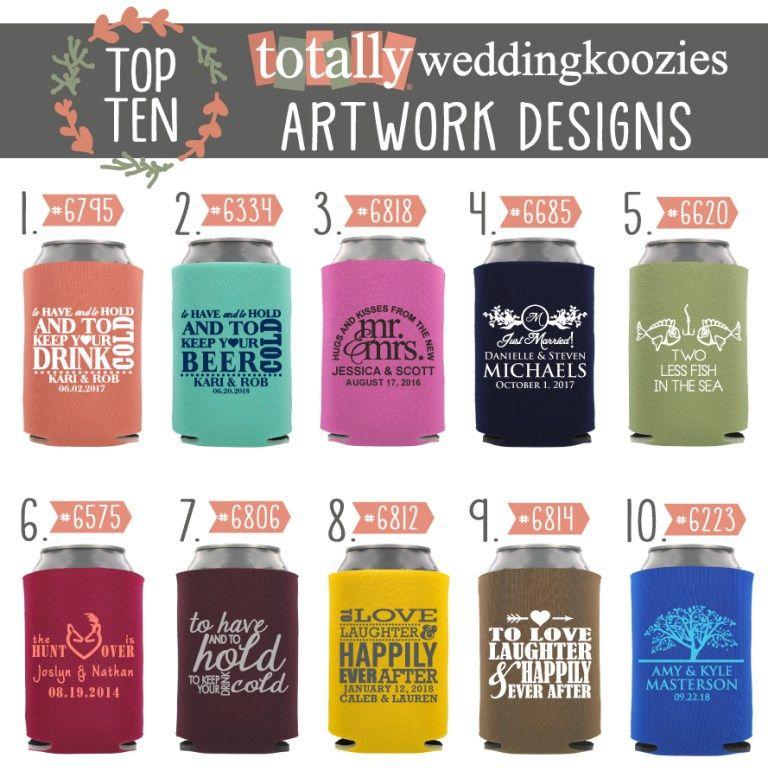 27+ Wedding beer koozies ideas ideas