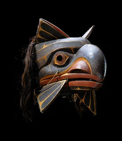 Native American Masks | North West Coast Native American masks. 📍💠🏵🔹♨️ :More At FOSTERGINGER At Pinterest ♨️🔹🏵💠📍