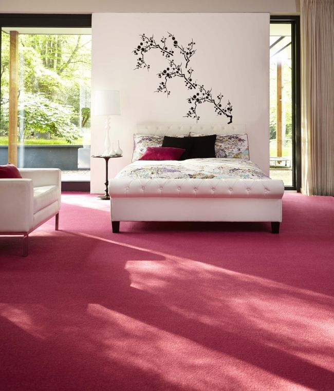 Pink Carpet Bedroom Google Search