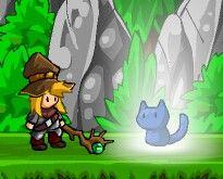 Adventure Story, un juego en el que Matt debe derrotar a Lance ya que él secuestra a Natalie
