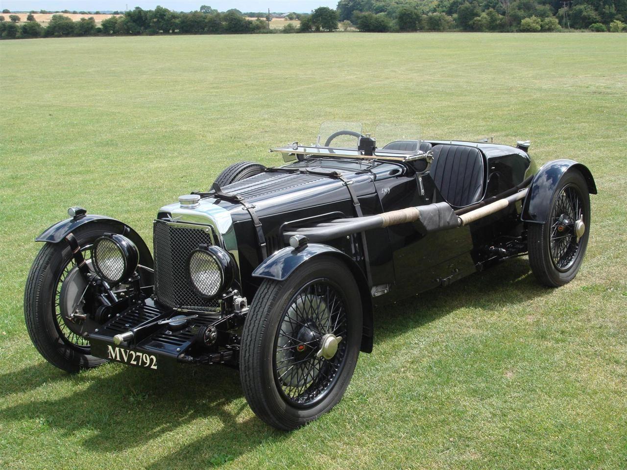 1932 Aston Martin LeMans Salon