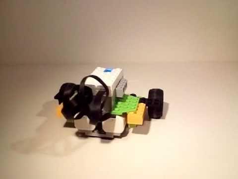 WeDo 2.0 example vehicle with 2 motors - YouTube | Лего ...