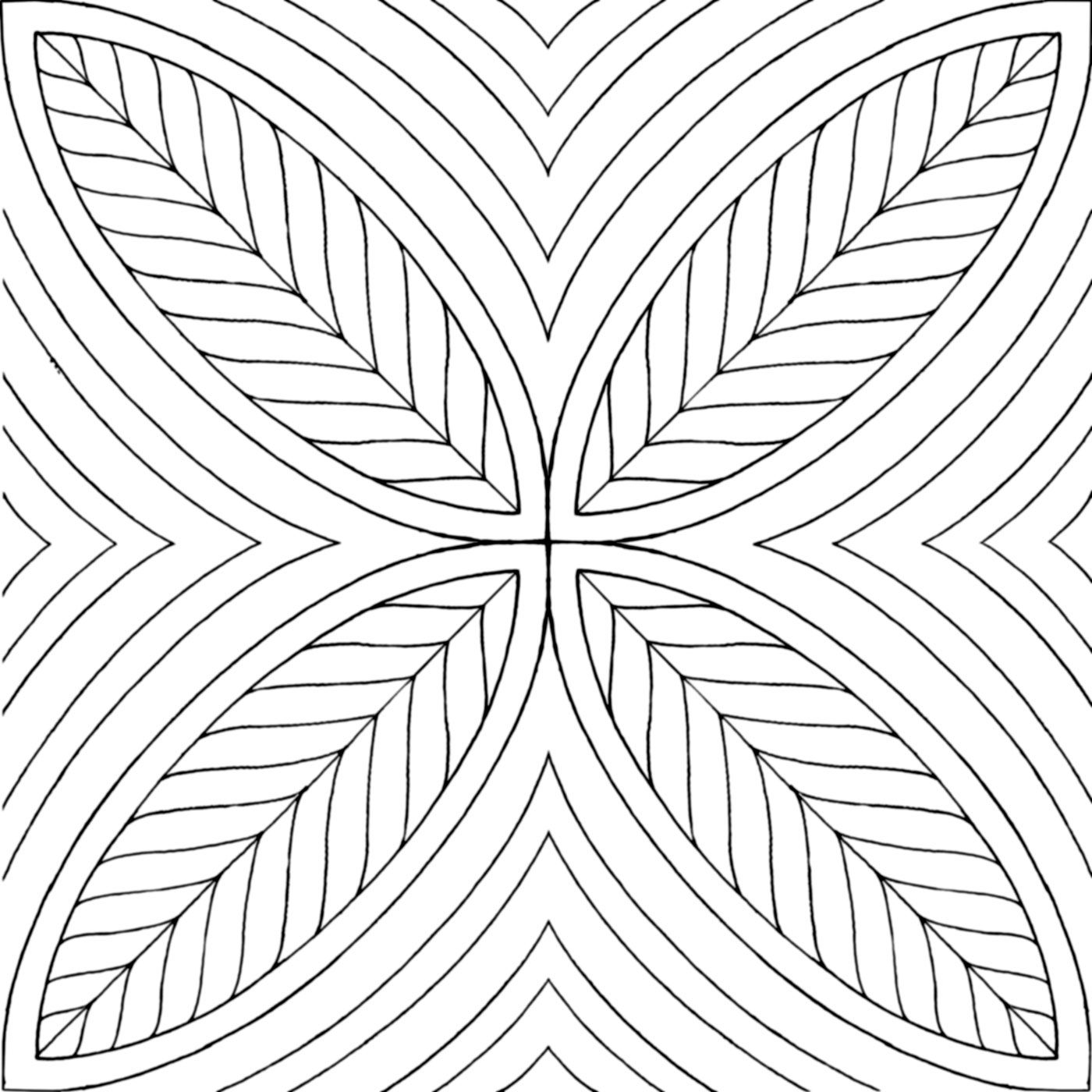 Nancy-Page-quilting-pattern-Leaf.... Lots of quilting patterns here ...