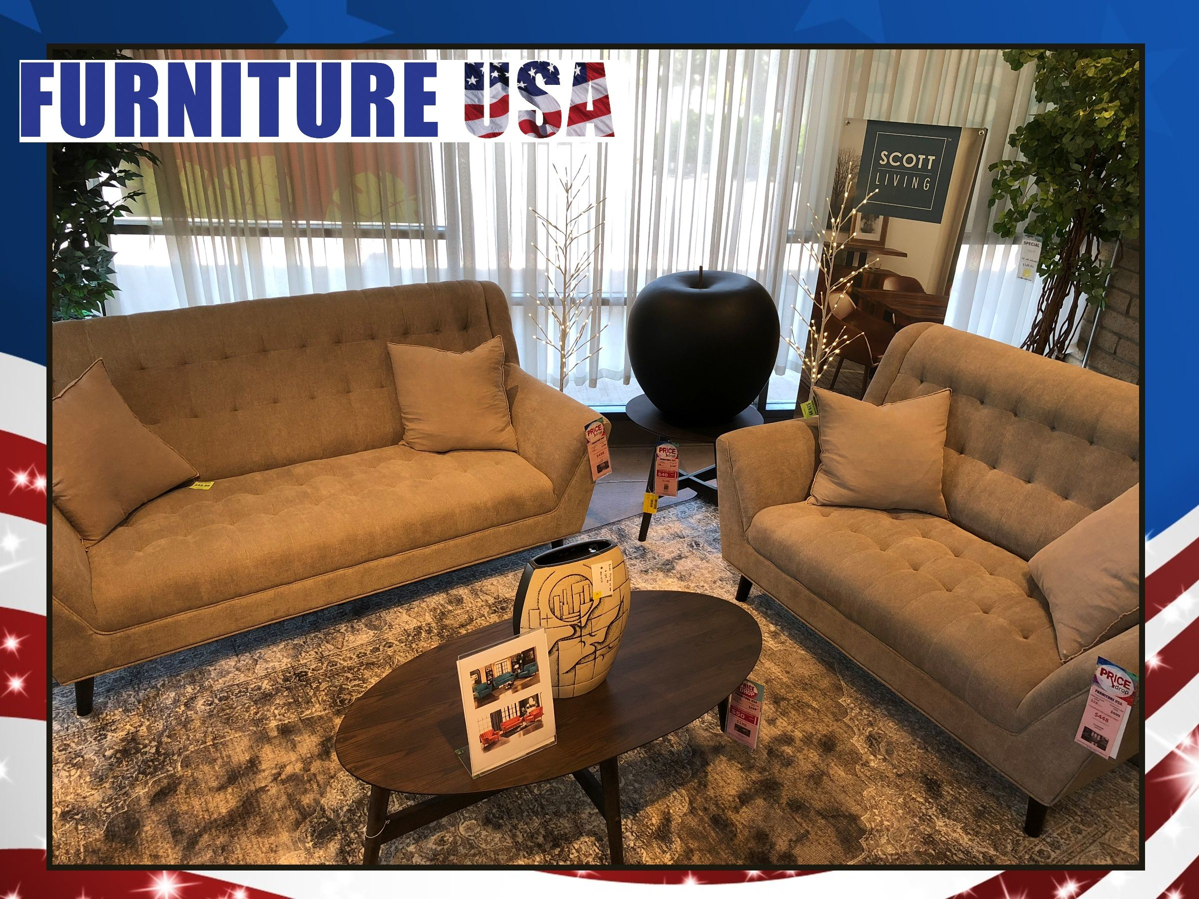 Furniture USA - Daily Deals · Low Price Guarantee ...