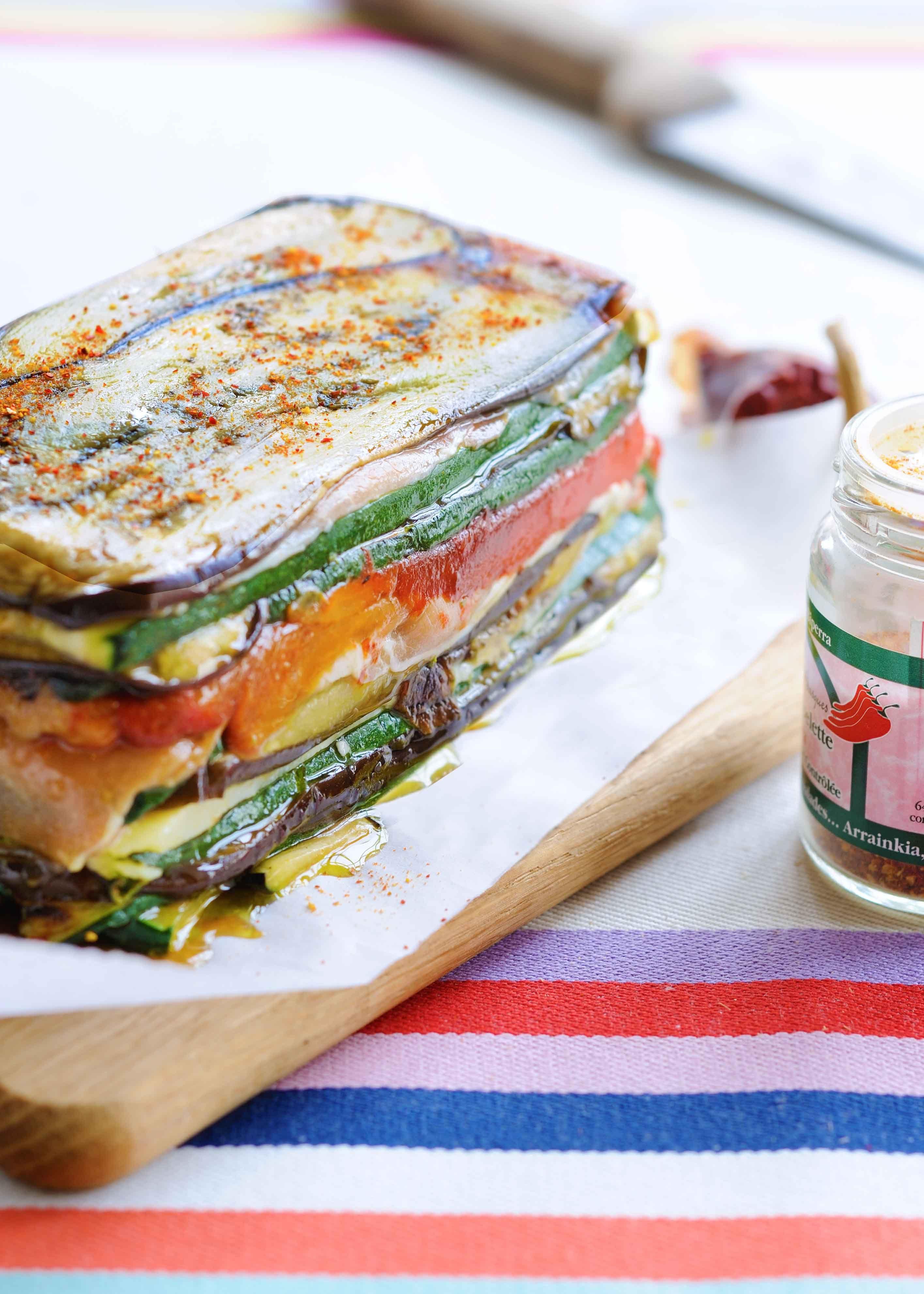 idée recette : la terrine de légumes du sud-ouest | miam | pinterest