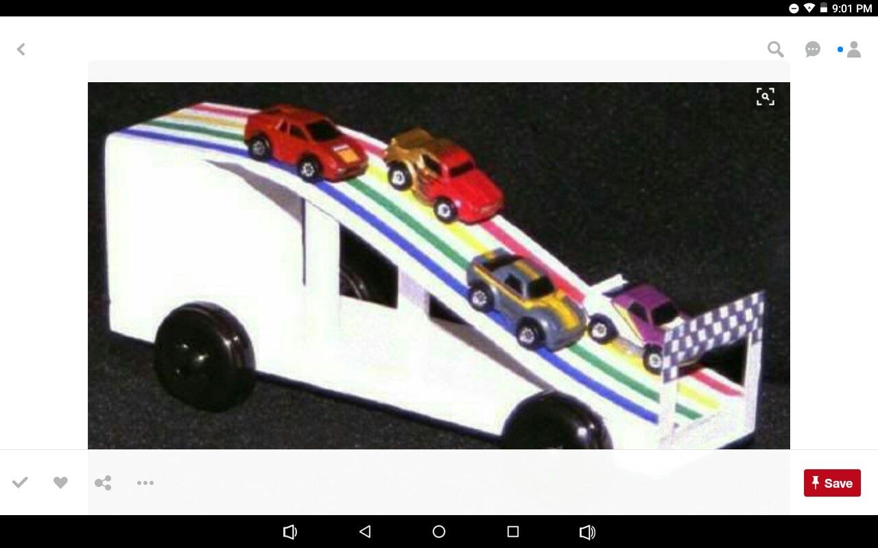 Pin On Wood Race Cars