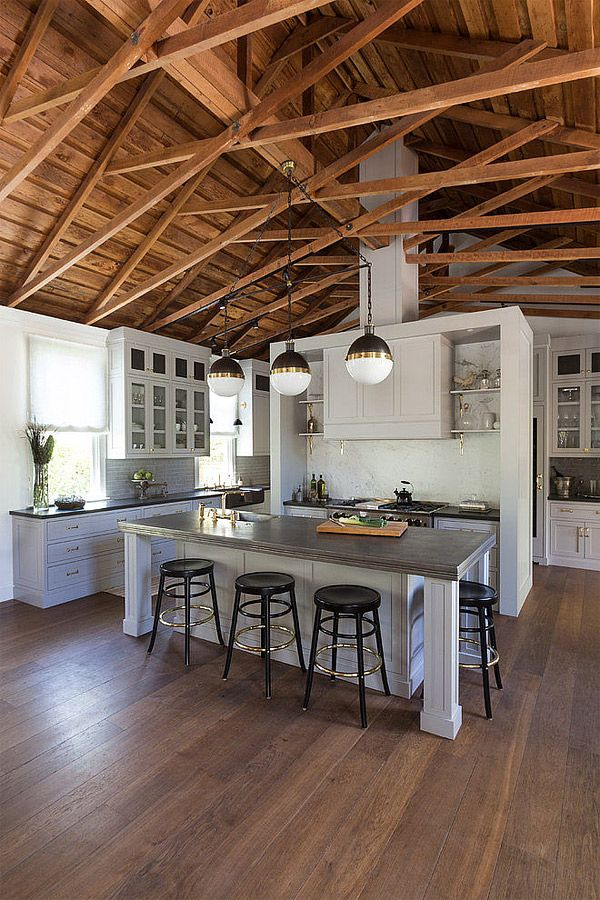Mill Valley Home in California: A Church turned into a Stylish House