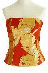 Pomar obi dress(ビスチェ)