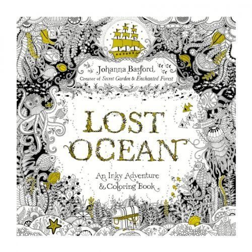 A Beautiful New Colouring Book That Takes You On Magical Journey