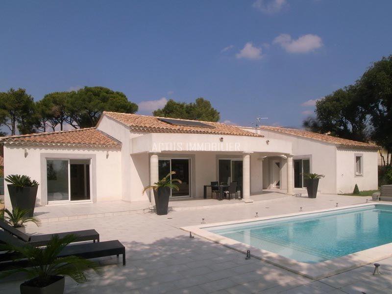 Achat villa contemporaine avec vue d gag e et piscine for Achat maison salon de provence