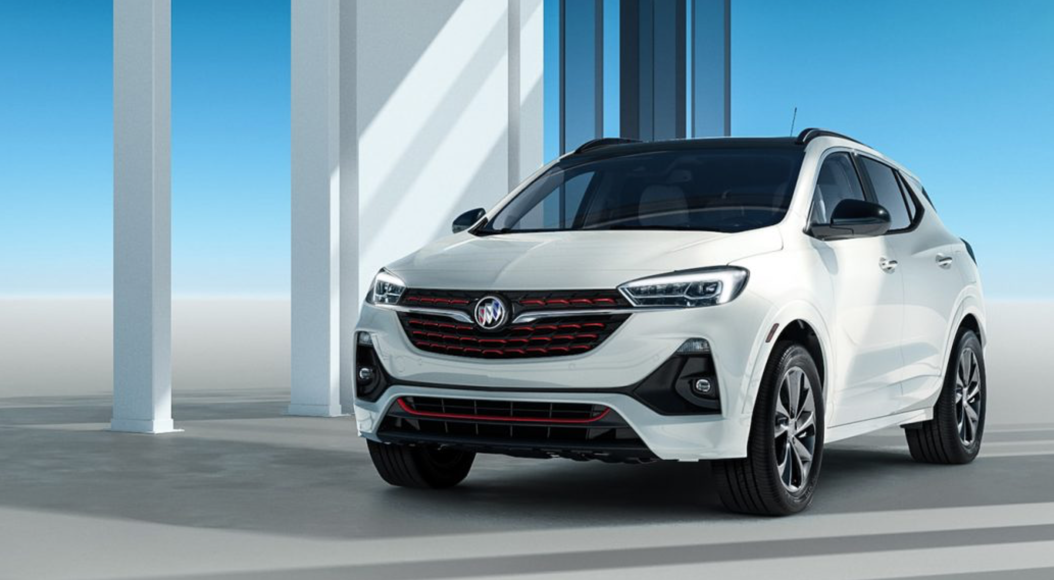 It S Here The 2020 Buick Encore Gx Sport Touring Buick Gmc Buick Touring
