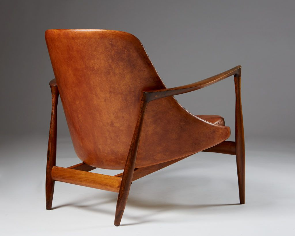 Sessel Queen Elizabeth Armchair Elizabeth Designed By Ib Kofod Larsen For Christensen