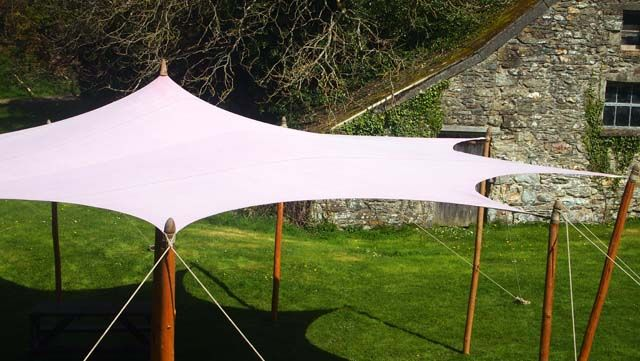 Bespoke Canvas Shelters - Threadform : canopies and shelters - memphite.com