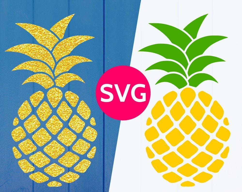 Pineapple SVG file   Pineapple design, Cricut, Cricut crafts