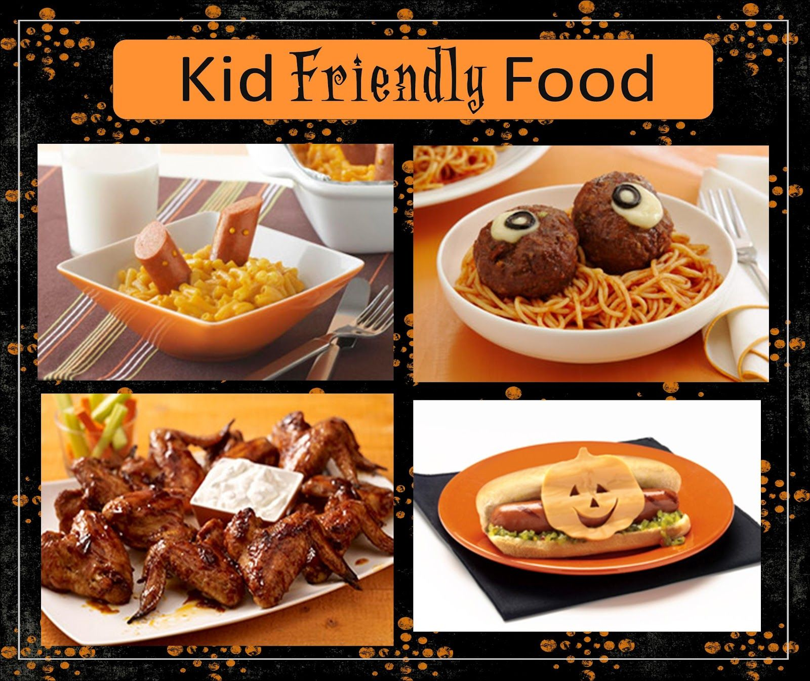 Main Dishes In A Party: Looking For A Halloween Menu? Choose From 39 Different