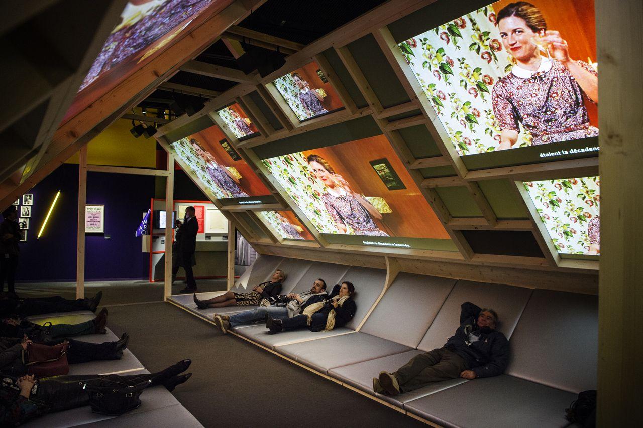 the velvet underground museum technology pinterest and. Black Bedroom Furniture Sets. Home Design Ideas