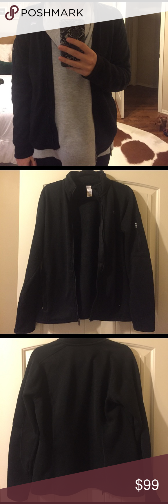 Patagonia Better Sweater Fleece Jacket Patagonia Better Sweater Fleece Jacket. In good condition with minimal wear! Patagonia Jackets & Coats