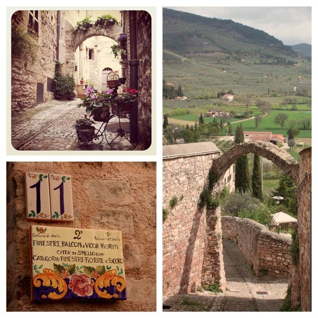 #Spello , small and precious ! #Umbria
