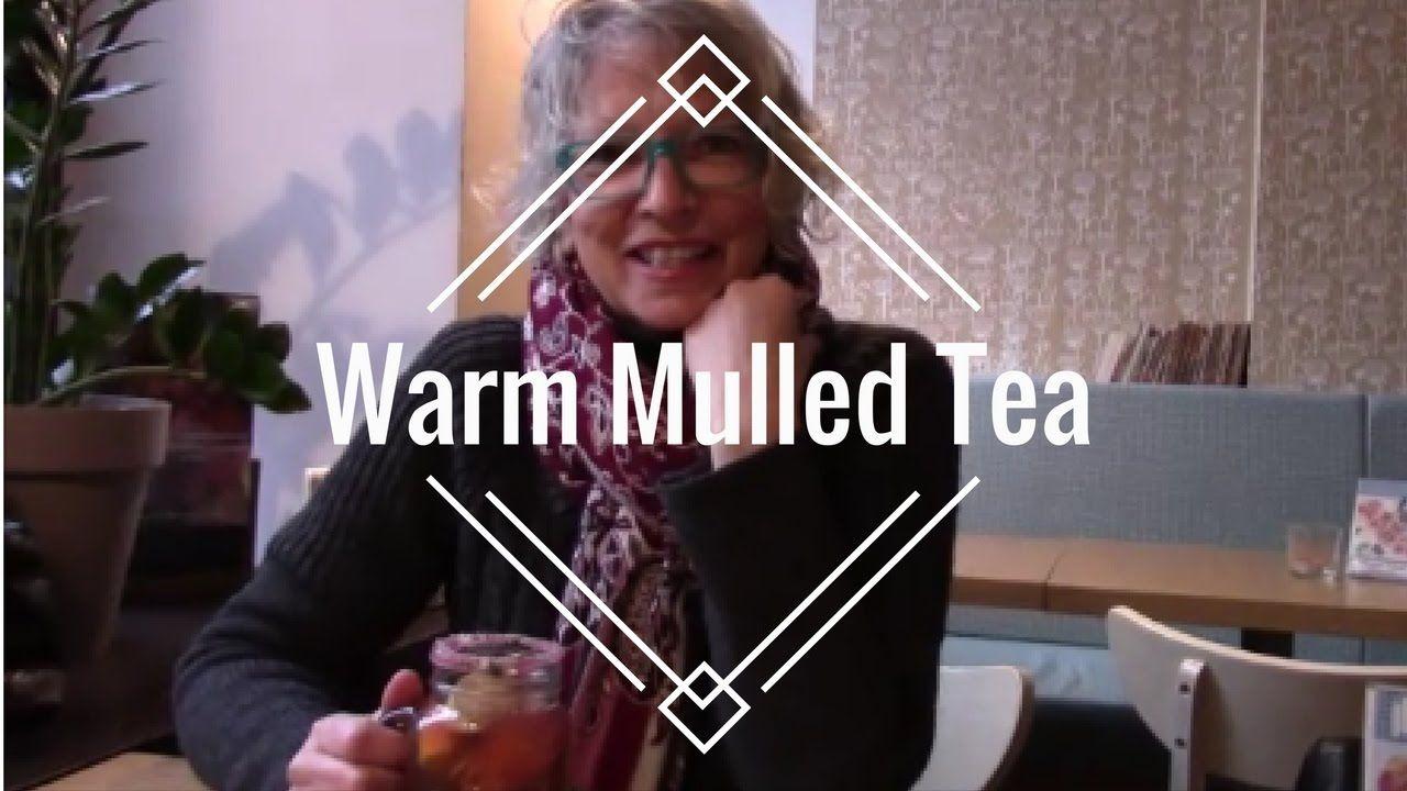 Warm Mulled Tea