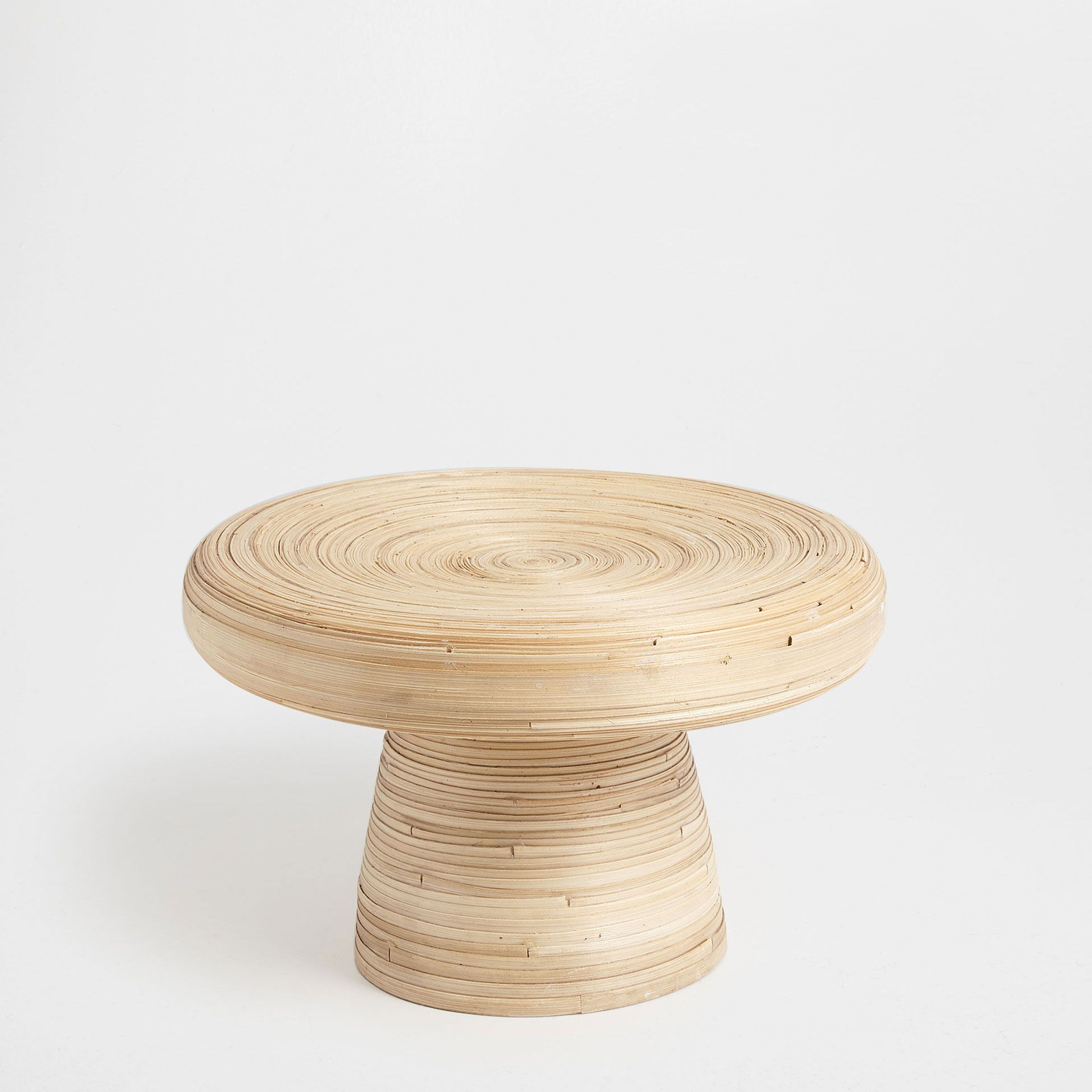 Little Natural Coloured Bamboo Table Furniture Decoration Zara Home United States Of America Bamboo Table Bamboo Table