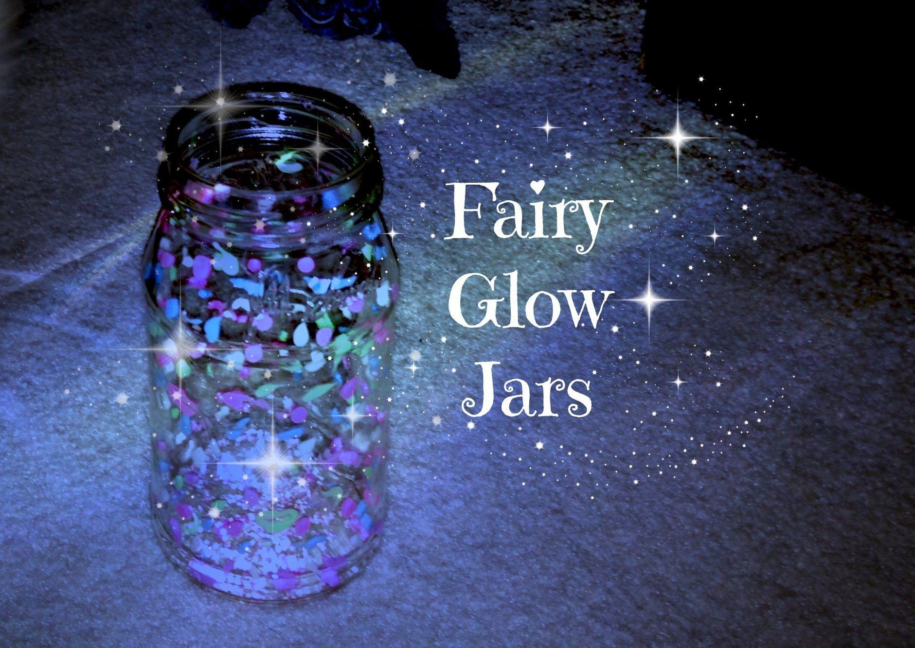 Diy Fairy Glow Jars In English You