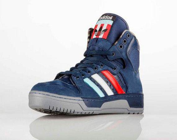 half off 77ec4 05d38 Packer Shoes x adidas Originals Conductor Hi