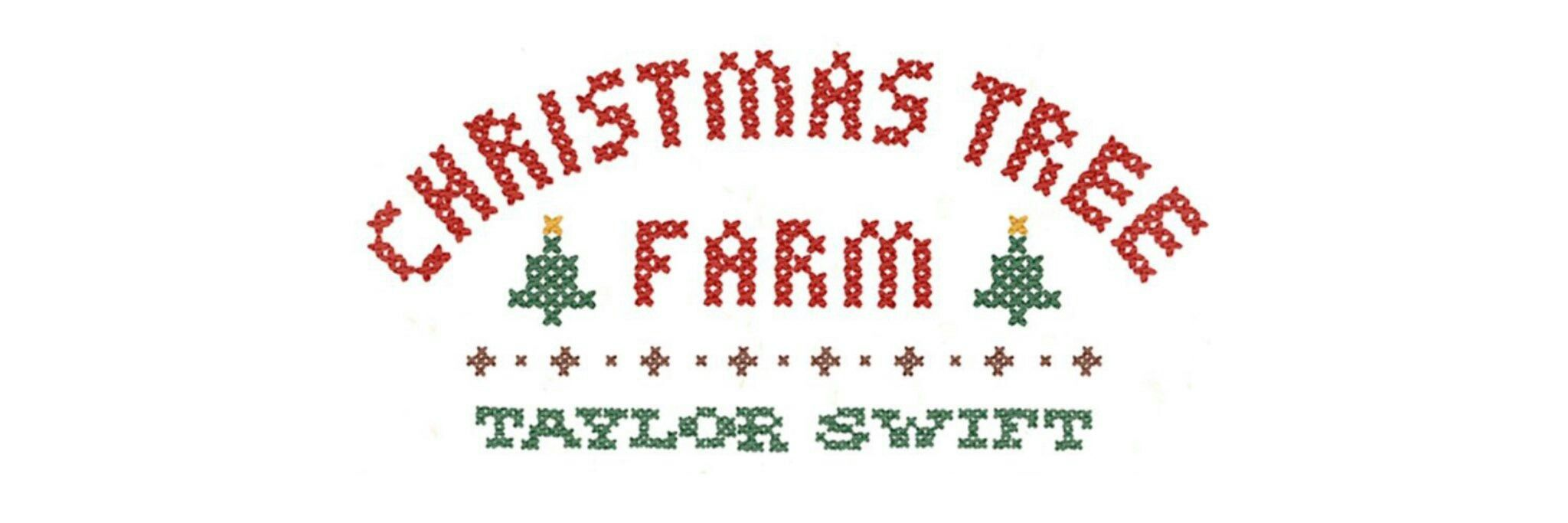 Taylor Swift Header Christmas Tree Farm Taylor Swift Christmas Taylor Swift Swift