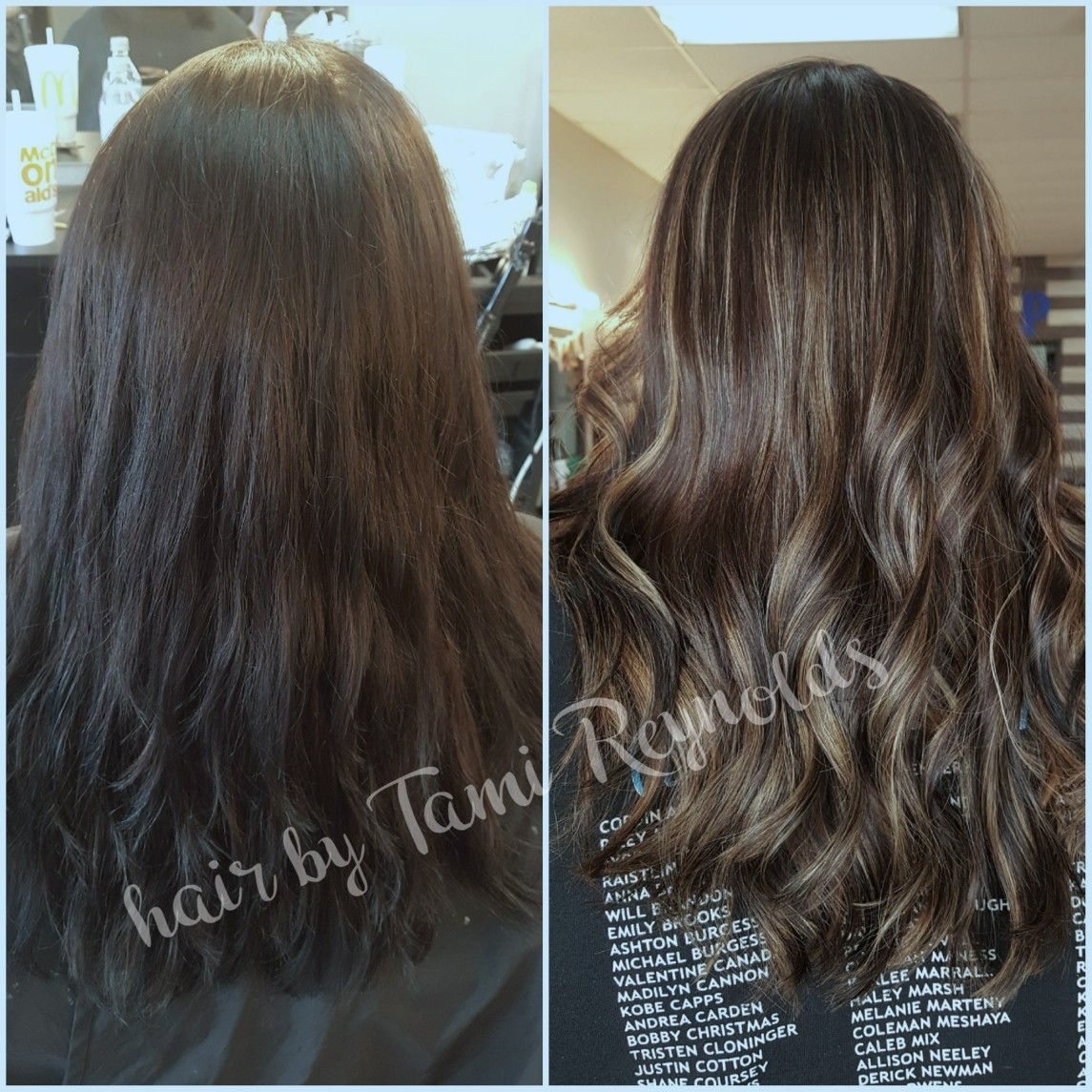 Baby Lights Shadow Root Salon Platinum Conway Ar Hair By Tami