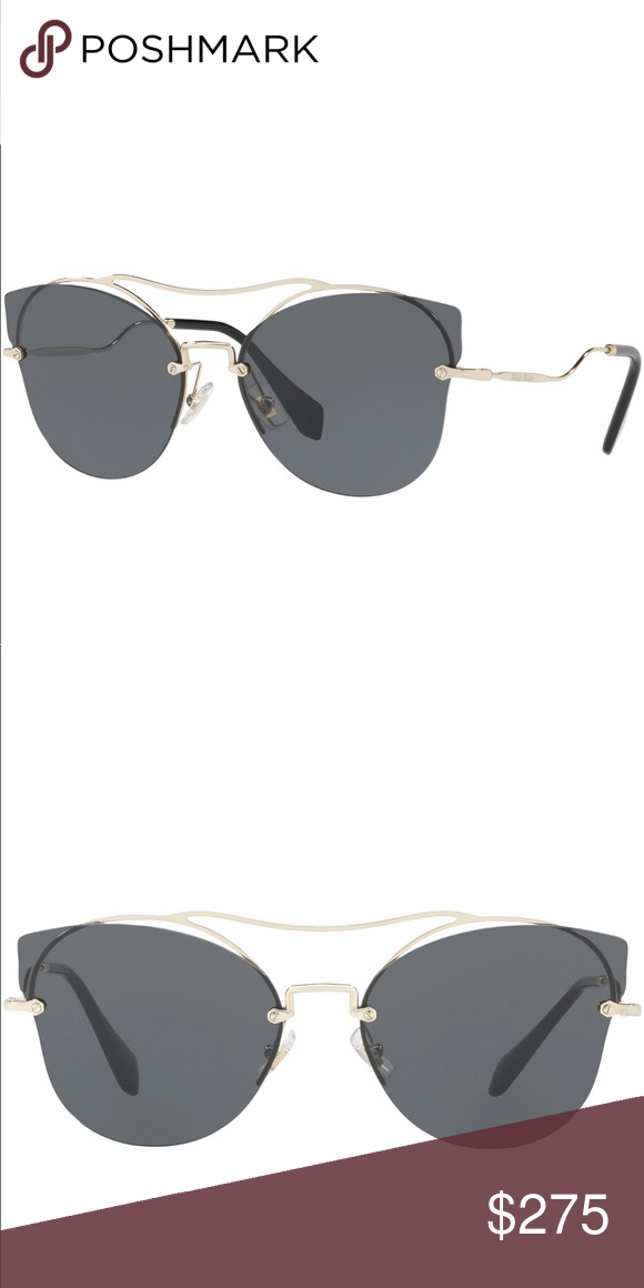 ffcc52195e9a Miu Miu Sunglasses Brand New Miu Miu Sunglasses. Comes with original MiuMiu  hard case