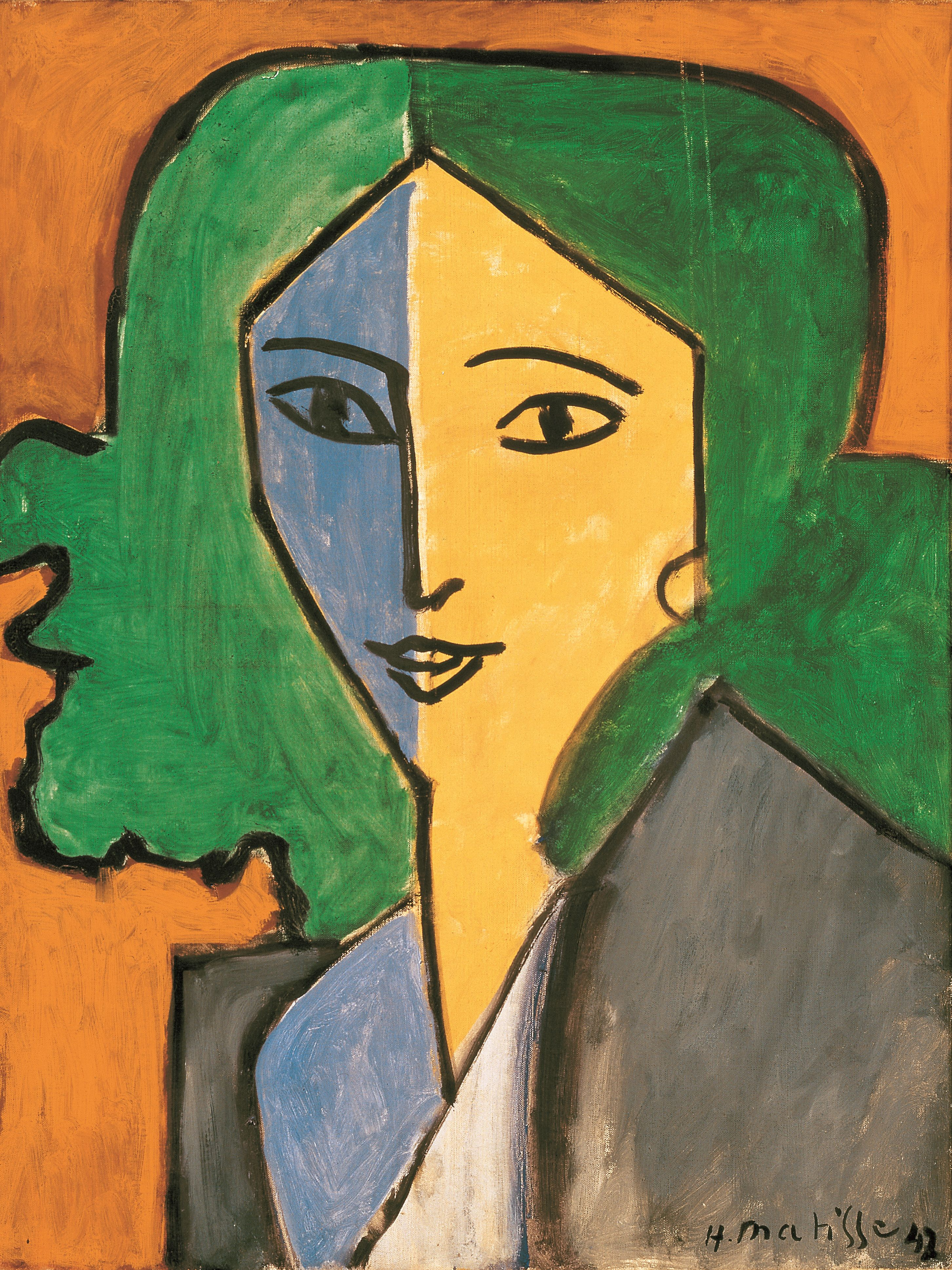 Sure exceptional high quality images of Henri Matisse | Arte ...