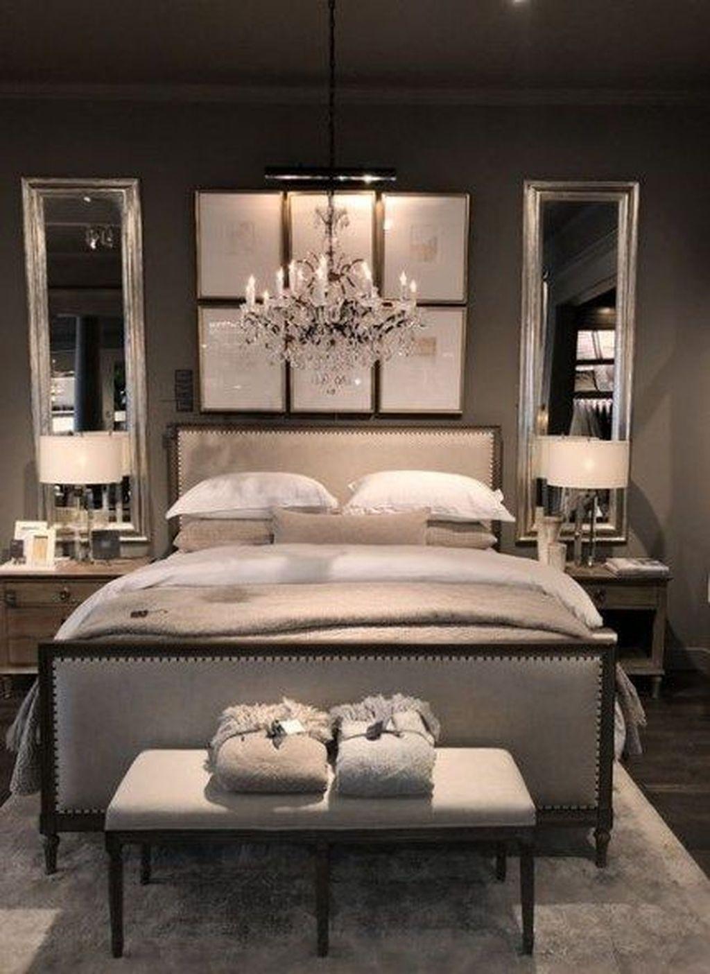 46 Inexpensive Master Bedroom Remodel Ideas For You Cluedecor Restoration Hardware Bedroom Luxury Bedroom Design Master Bedrooms Decor