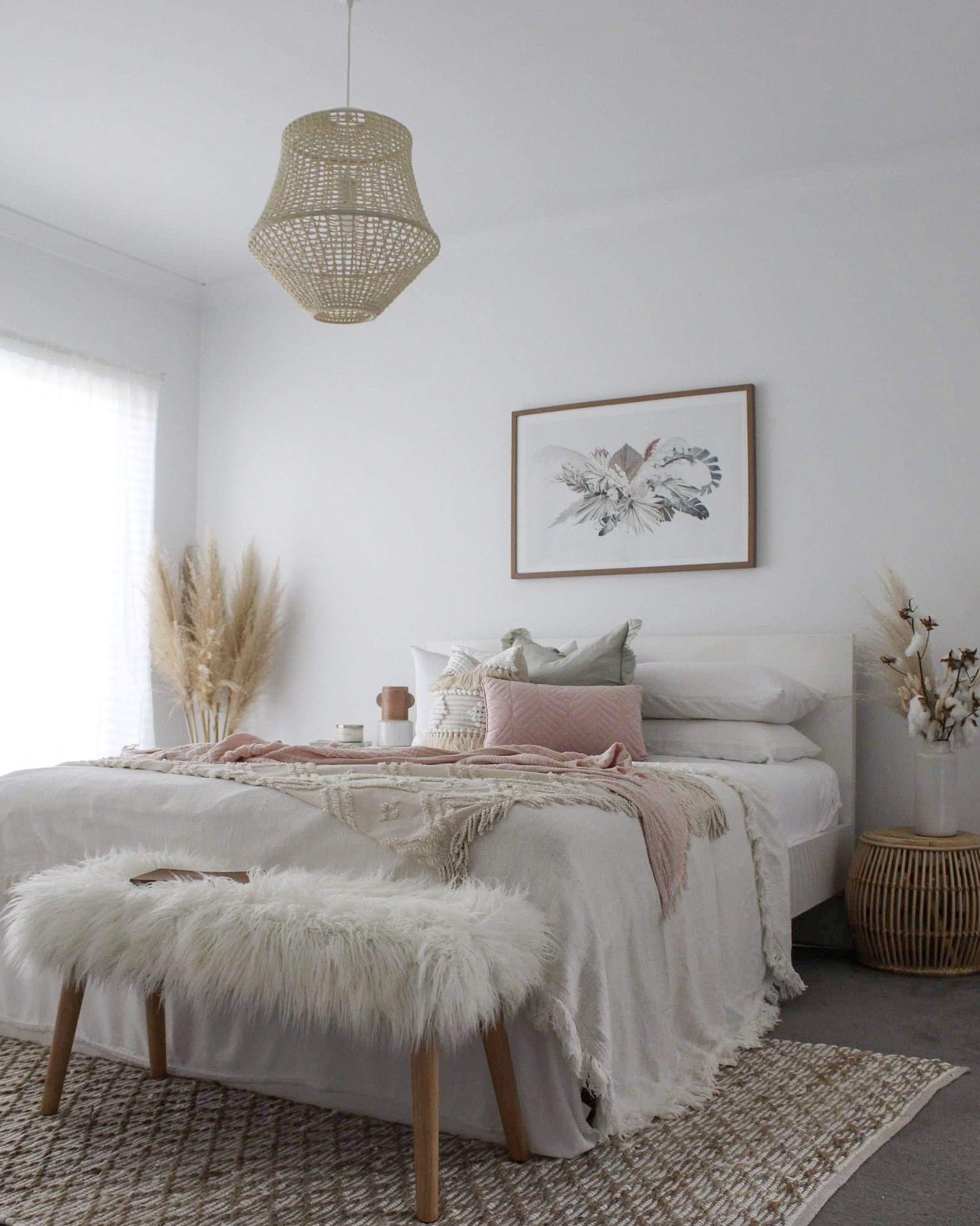 Scandi Boho Bedroom Ideas Novocom Top