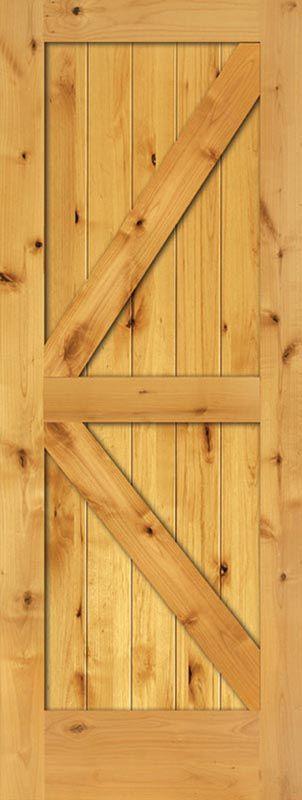 Stile Rail Barn Door Doors Timber Door Interior Exterior Doors