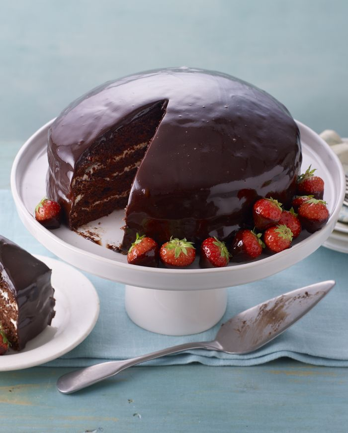 Stand up to cancer bake off chocolate cake recipe