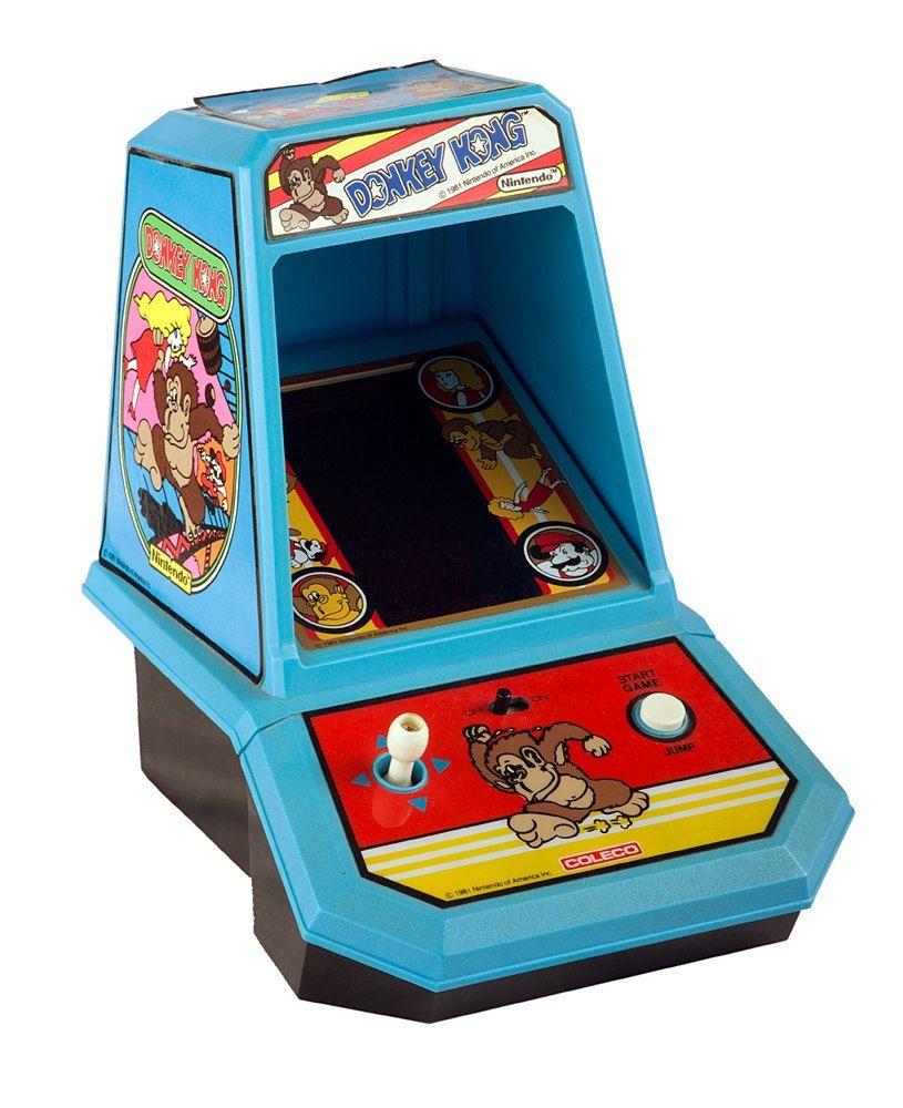 Colecovision Mini Arcade