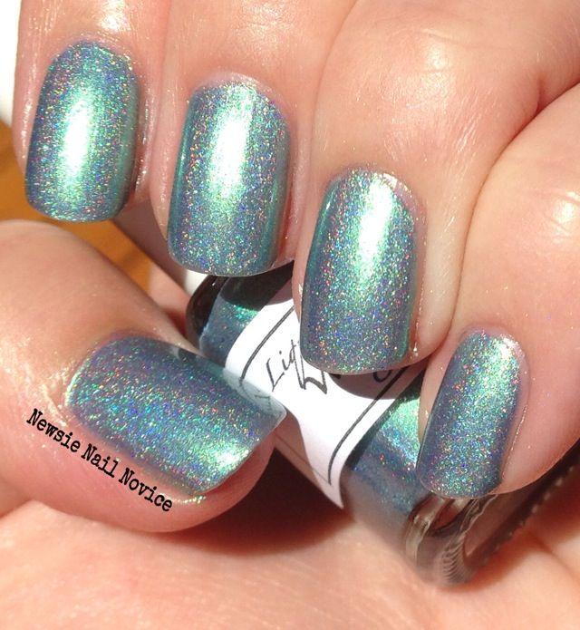 Liquid Sky Lacquer Wink ^ ~ | Nail Art Community Pins | Nail