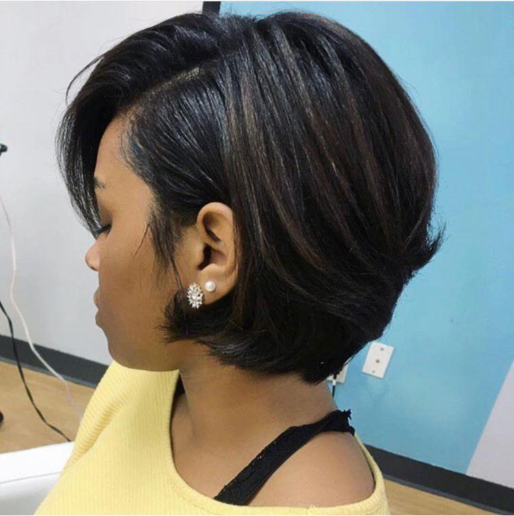 10++ Cute short bob hairstyles for black women information