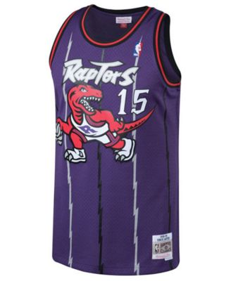 super popular ddd15 c10d9 Mitchell & Ness Big Boys Vince Carter Toronto Raptors ...