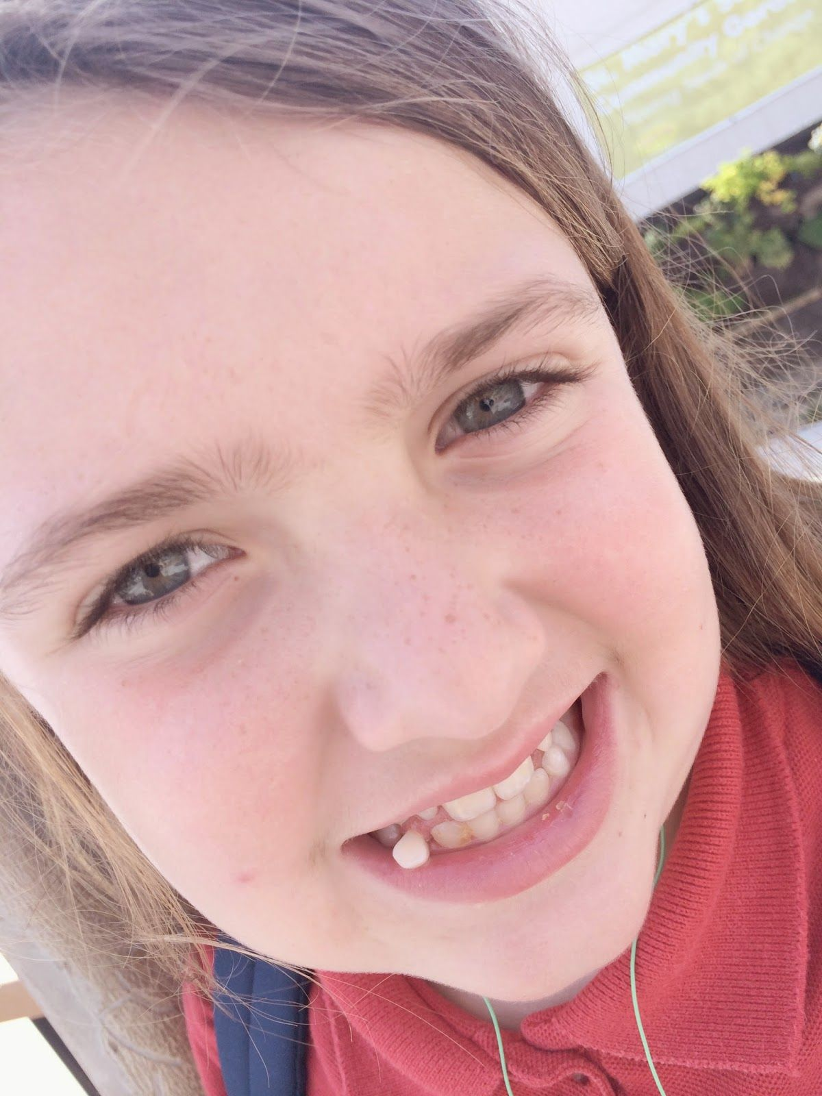 Over the Top Mommy: When You Lose a Tooth in Disneyland...