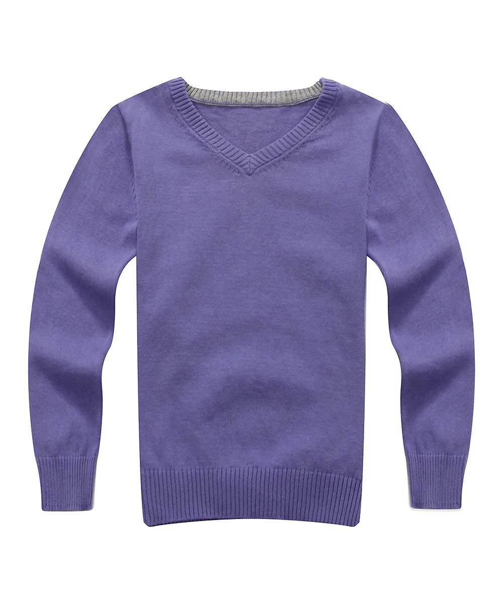 Purple Sweater - Toddler & Girls | Products
