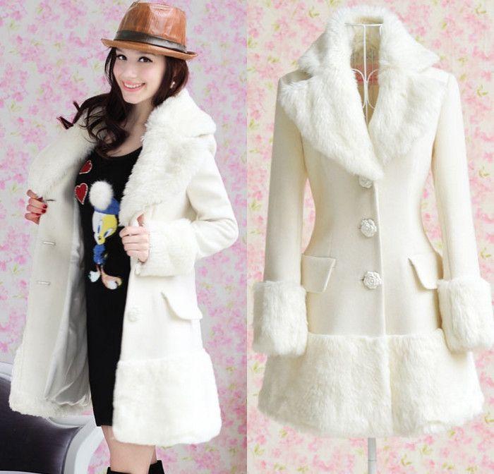 f26d9172 abrigos blancos para mujer - Buscar con Google | Tu Personal style ...