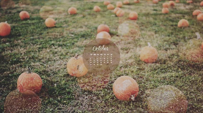 Free October 2013 Calendar Wallpaper #octoberwallpaper october wallpaper #octoberwallpaper