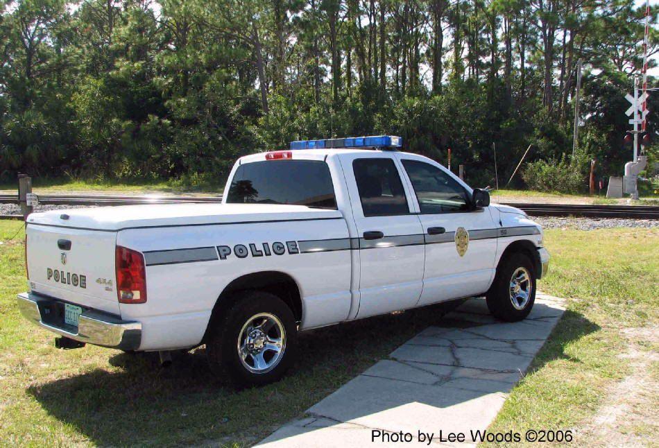 Florida East Coast Railroad Police