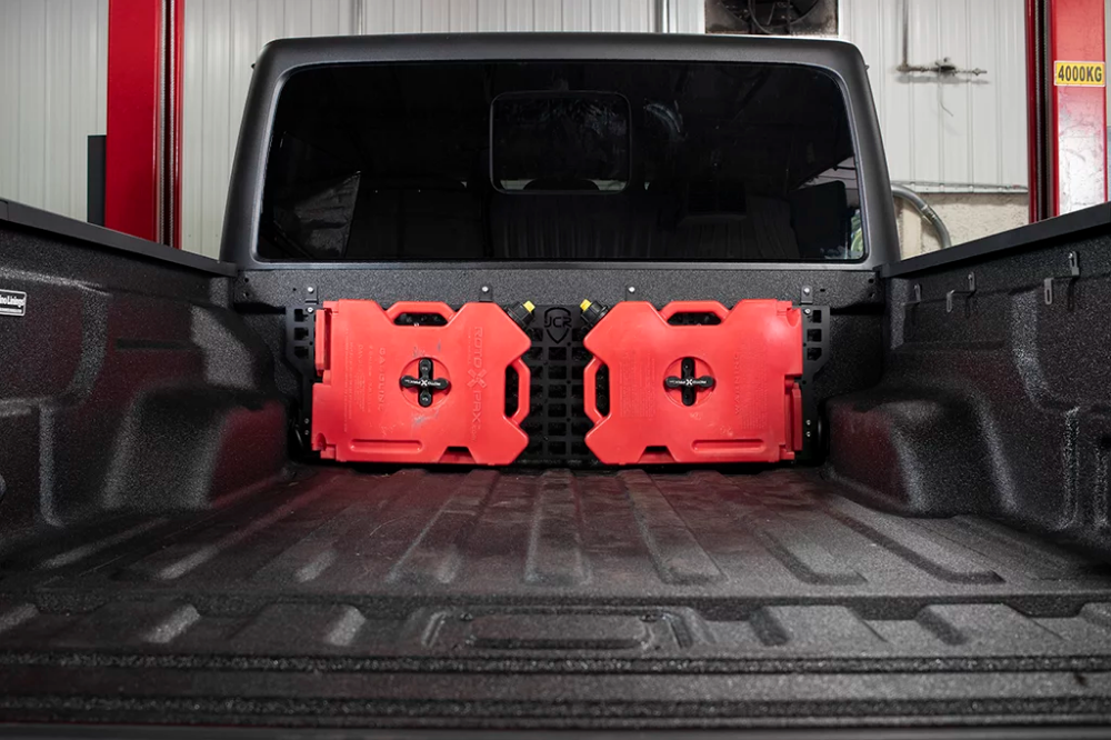Jt Bed Front Molle Storage Panel Jeep Gladiator Jt 2020 Jeep Gladiator Jeep Jeep Bumpers