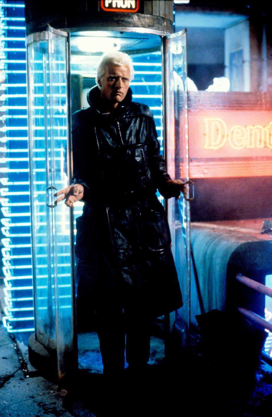 8cd01e768c6 Blade Runner - Roy Batty - Model number N6MAA10816