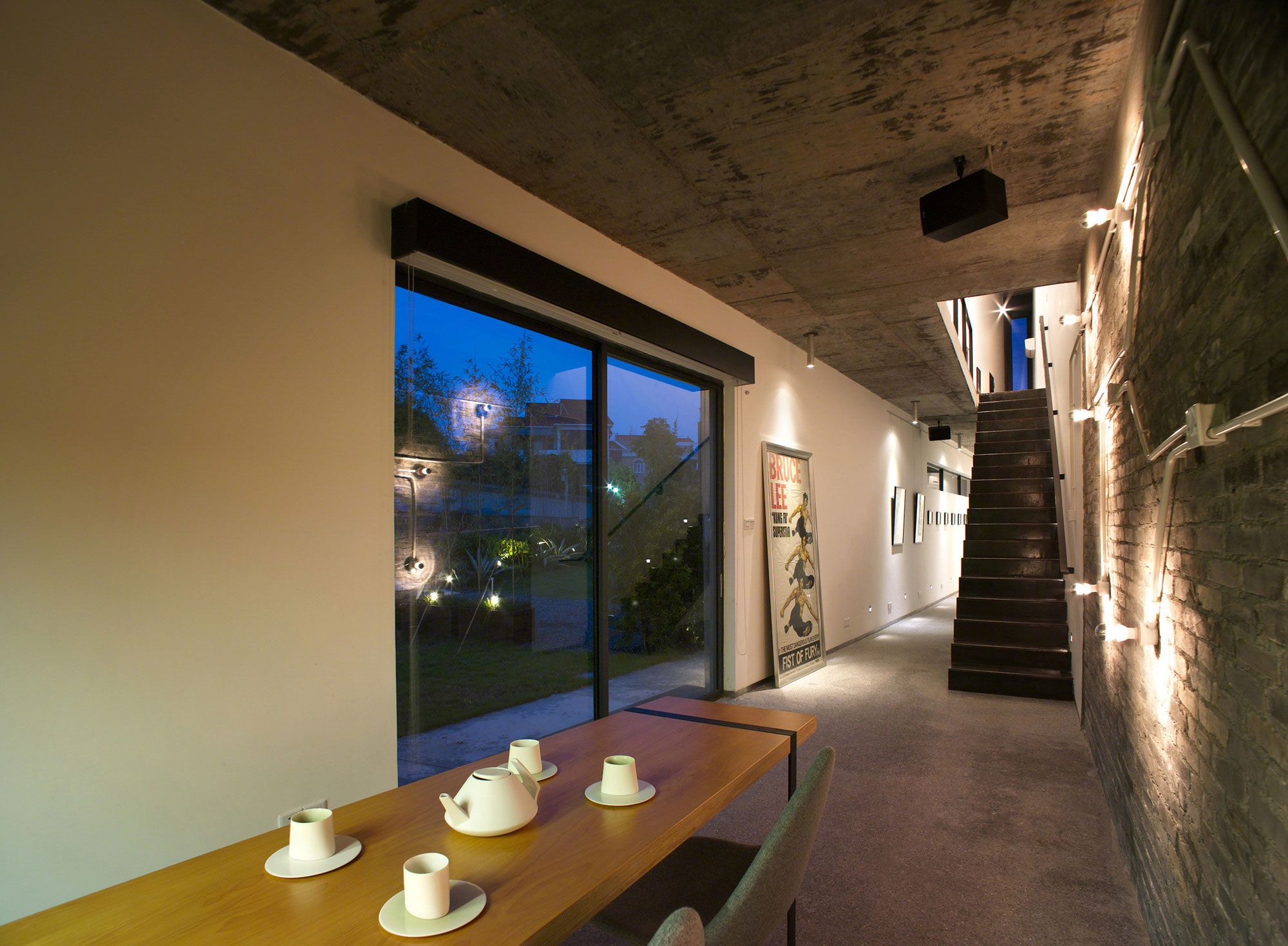Tapered House by Index Architecture