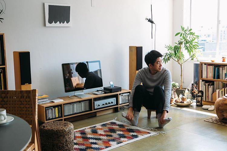 写真家 平野太呂さんの連載 ボクと後輩 発売中の東京特集号のゲストはmu Popeye Magazine Interior Home Decor