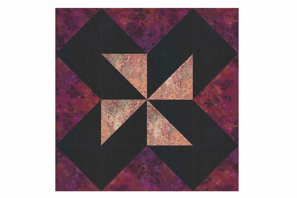 Try One Of My 12 Quilt Block Patterns Pinwheel Quilt Patterns