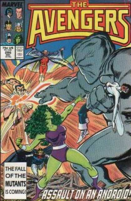 Namor - She-hulk - Doctor Druid - Captain Marvel - Black Knight - John Buscema